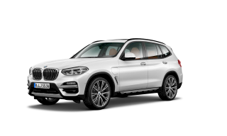 BMW X3 xDrive30e plug-in-hybrid